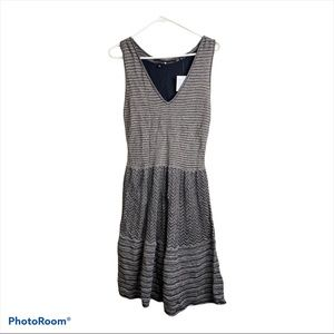 Anthropologie Knitted & Knotted Casual Dress M